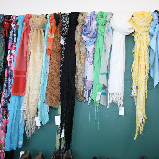 Foulards - Boutique aux Fringues